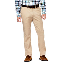 Load image into Gallery viewer, Haggar Men's Life Khaki Sustainable Slim Fit Flat Front Chino