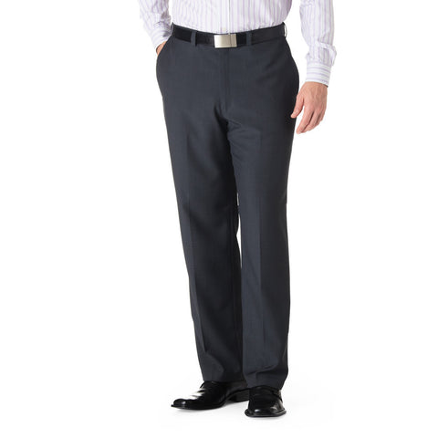 Haggar Men's eCLo™ Stria Flat Front Dress Pant
