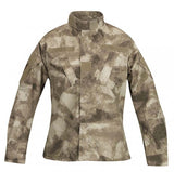 Propper Men's A-TACS Camo Army Combat Uniform Coat w/ 50% Nylon/ 50% Cotton Fabric