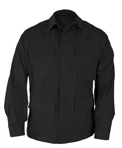 Propper Men's Battle Dress Uniform Four-Pocket Coat w/ 100% Cotton Ripstop Fabric