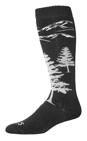 Hot Chillys Men's Adventure Mid Volume Sock