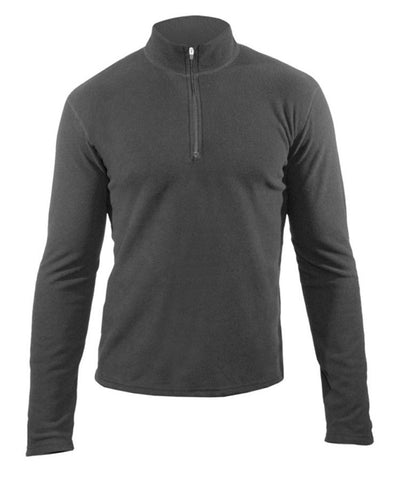 Hot Chillys Men's Micro Fleece Fleece Zip-T