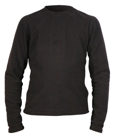 Hot Chillys Youth Micro Fleece Crewneck
