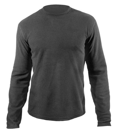 Hot Chillys Men's Micro Fleece Crewneck