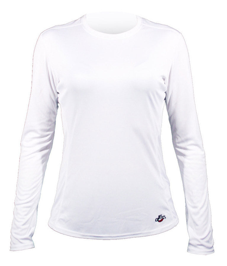 Hot Chillys Women's Solid Crewneck