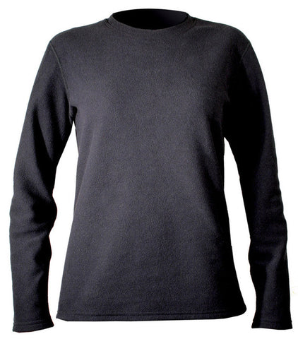 Hot Chillys Women's Micro Fleece Crewneck