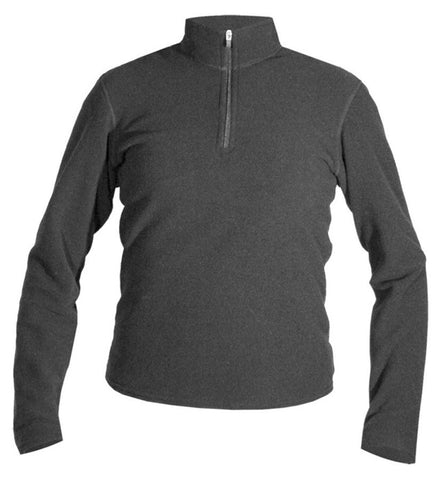 Hot Chillys Youth Micro Fleece Zip-T