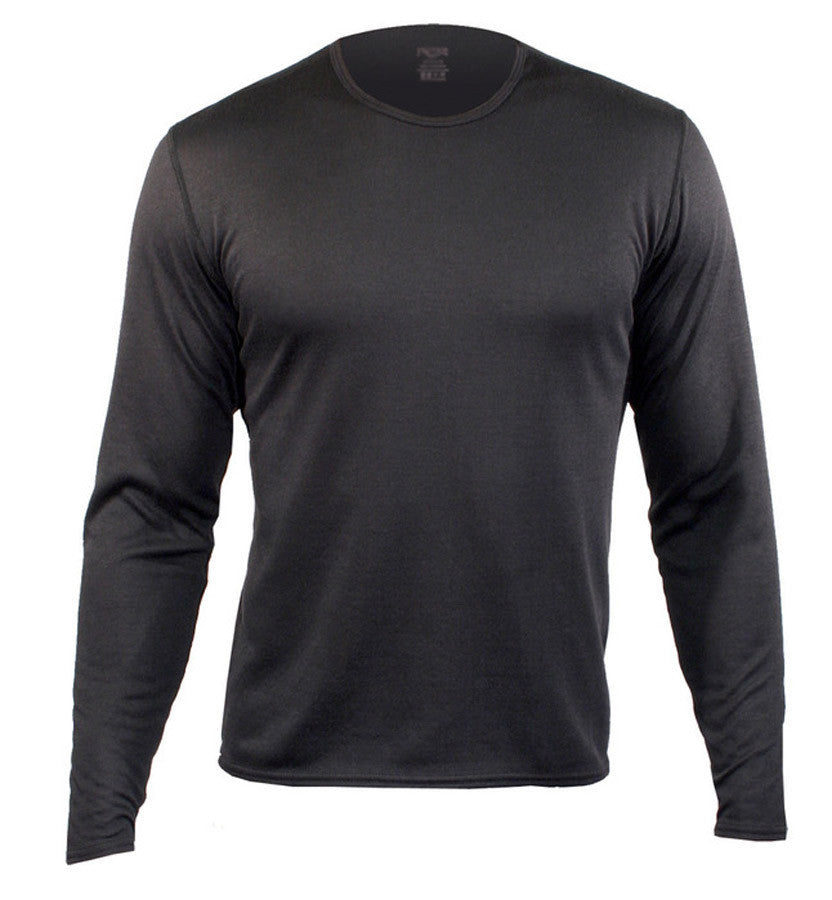 Hot Chillys Men's Bi-Ply Crewneck