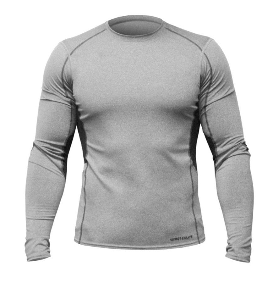 Hot Chillys Men's F8 Performance Crewneck
