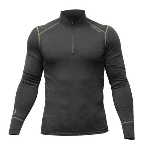 Hot Chillys Men's F8 Mer 8K Zip-T