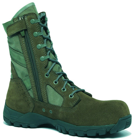 Belleville Tactical Research TR696ZCT Men's Ultra Lightweight Side-Zip Composite Toe Boot