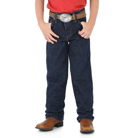 Wrangler 20X No. 22 Original Fit Jean Boy's 8-16