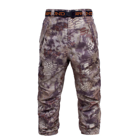Grundens Unisex GAGE Weather Watch Pant Camo