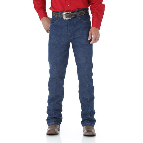 Wrangler Men's Cowboy Cut Boot Jean Regular Fit