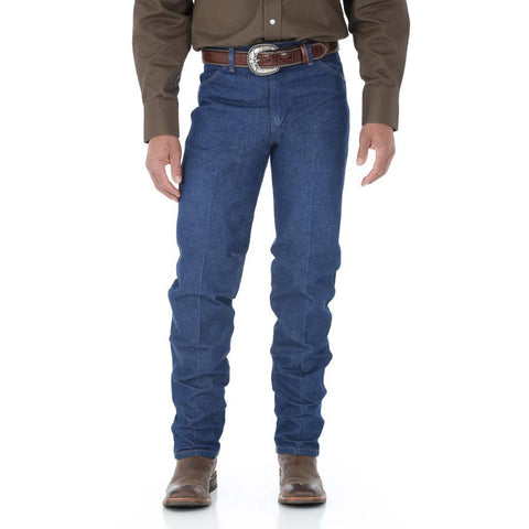Wrangler Men's Cowboy Cut Original Fit Jean (Rigid)