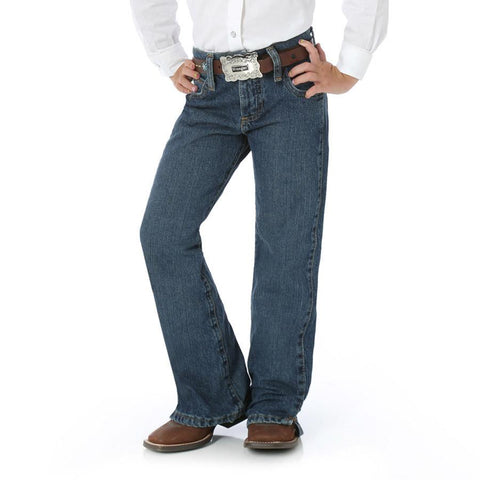 Wrangler The Ultimate Riding Jean - Cash Girl's 7-14