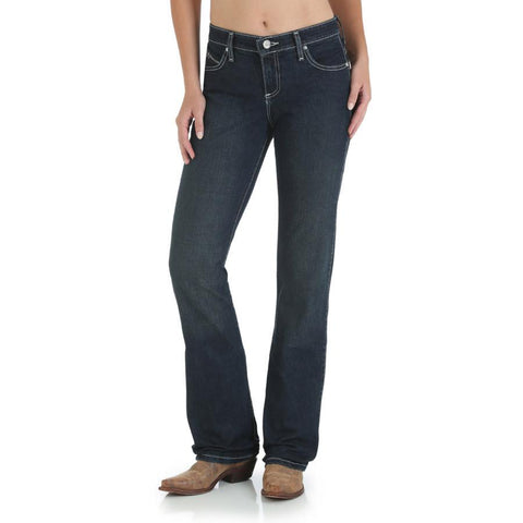 Wrangler Women's Cowgirl Cut Ultimate Riding Jean - Q-Baby
