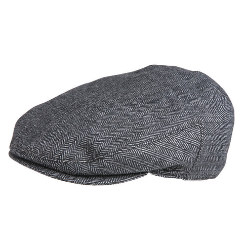 Conner Men's Alfred Gentlemans Herringbone Drivers Cap