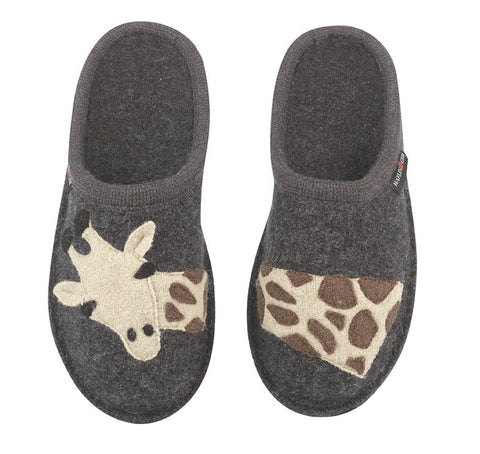 Haflinger Women's Jimmy Slippers