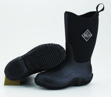 Muck Boot Kids' Hale Black