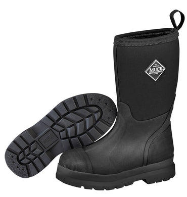 Muck Boot Kids' Chore Black