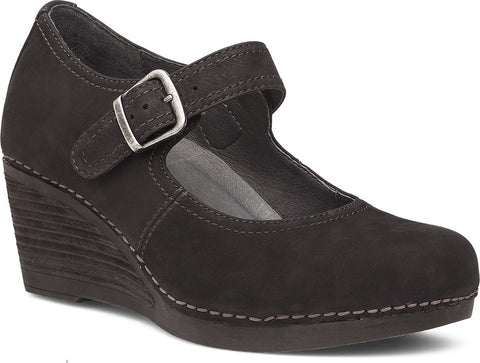 Dansko Women's Sandra Nubuck Leather Shoe