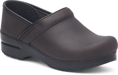 Dansko Men's Wide Pro Oiled Leather Clogs