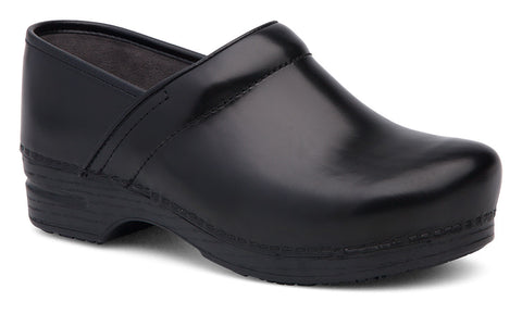 Dansko Men's Pro XP Cabrio Leather Clogs