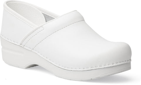 Dansko Men's Professional Box Leather Clogs
