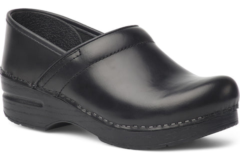 Dansko Men's Professional Cabrio Leather Clogs