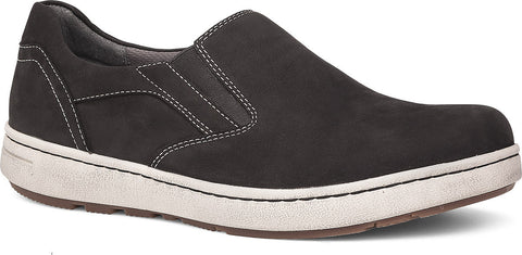 Dansko Men's Viktor Milled Nubuck Leather Sneakers