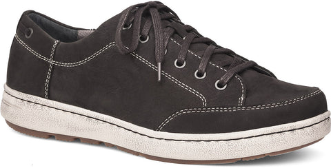 Dansko Men's Vaughn Milled Nubuck Leather Sneakers
