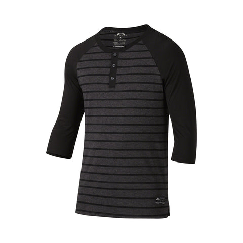 Oakley Men's Saddle Henley Shirt