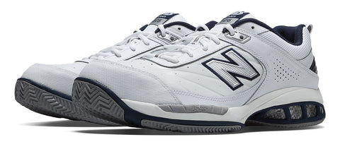New Balance Men's 806 Running Shoe White