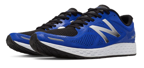 New Balance Men's Fresh Foam Zante v2 Team Running Shoe Blue