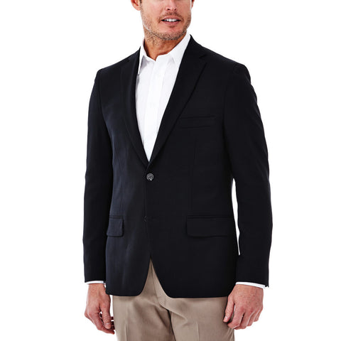 Haggar Men's In Motion Blazer - Slim Fit