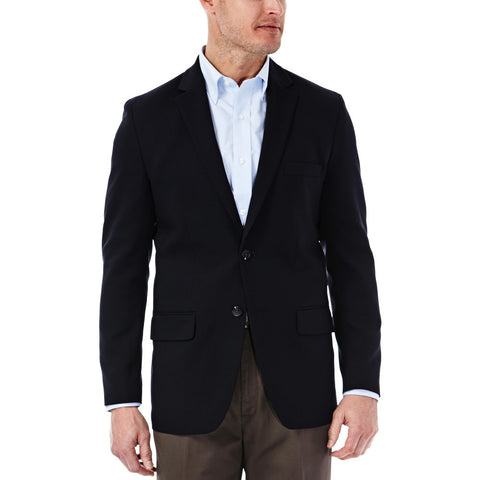 Haggar Men's In Motion Blazer - Tailored Fit