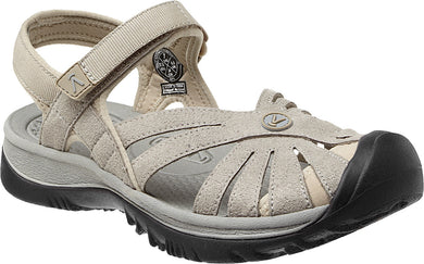 Keen Women's Rose Sandal - Aluminum/Neutral Gray