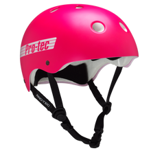 Load image into Gallery viewer, Pro-Tec Classic Helmet, Pink Retro