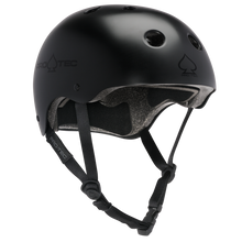 Load image into Gallery viewer, Pro-Tec Classic Helmet, Satin Black