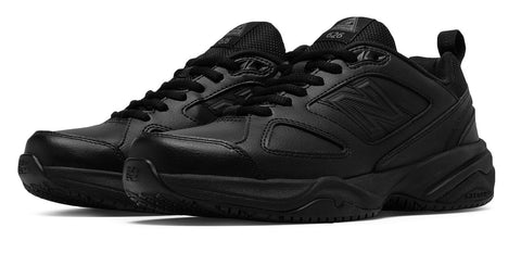 New Balance Women's Slip Resistant 626v2 Running Shoe Black