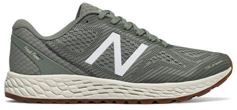 New Balance Women's Fresh Foam Gobi Trail Running Shoe - Seed with Grove