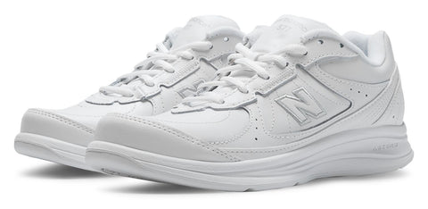 New Balance Women's 577 Walking Shoe White