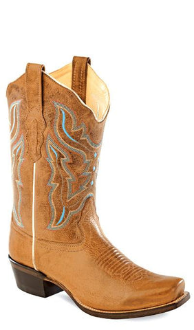 7ce1ed13ed8 Old West 18006 Women s Fashion Wear Leather Boot