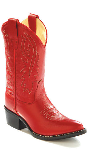 Old West 8116 Kids Western Boot