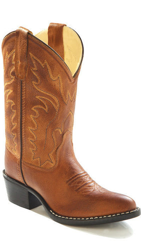Old West 8129 Kids Western Boot