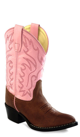 Old West 8139 Kids Western Boot