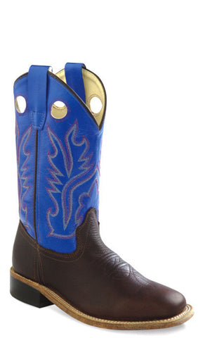 Old West BSY1840 Youth Western Boot