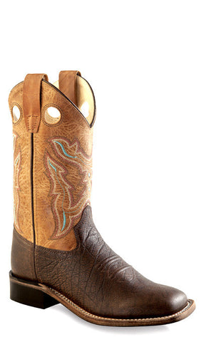 Old West BSY1819 Youth Western Boot