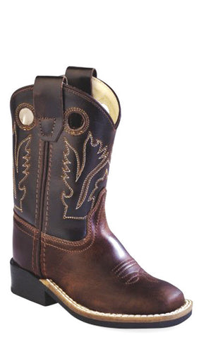 Old West BSI1807 Toddlers Western Boot